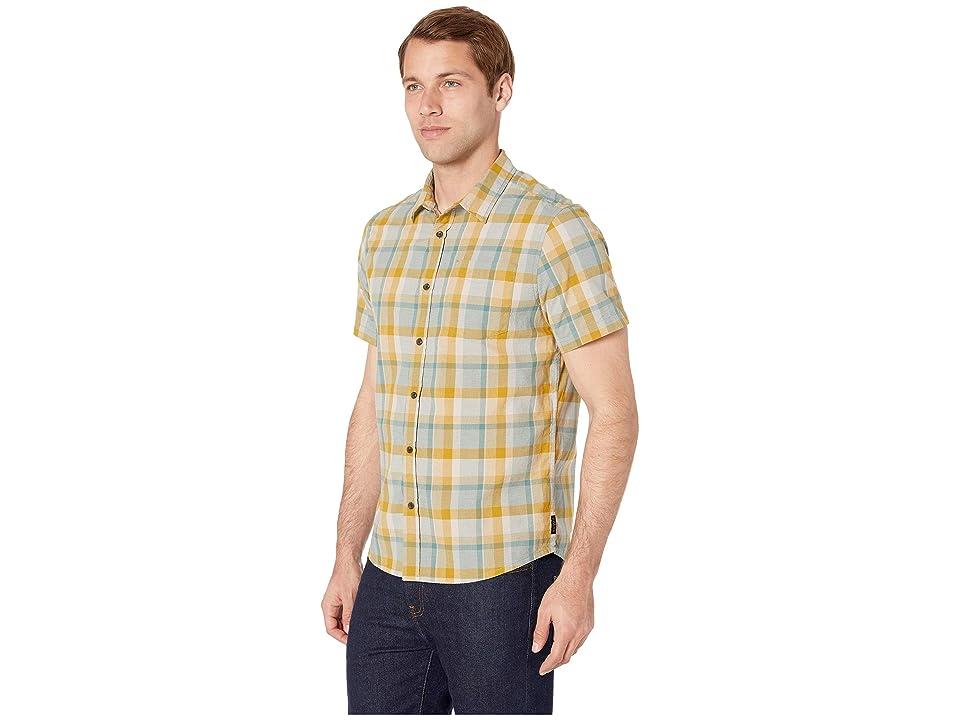Prana Bryner Slim Fit Shirt (Ashy) Men