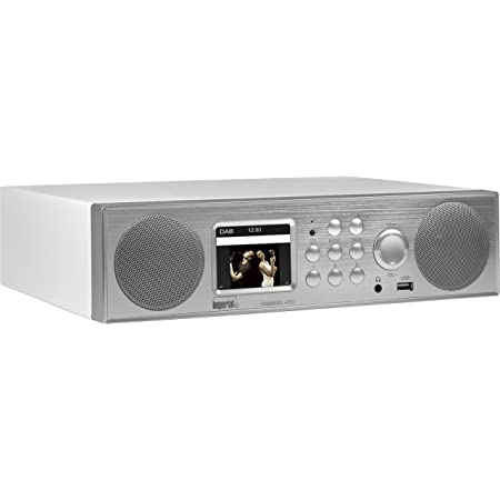 Soundmaster Ir1450we Internet Radio For The Kitchen Base Or As A Stand Unit Home Cinema Tv Video