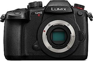 Panasonic LUMIX DC-GH5M2E Systemkamera (20MP, 4K, doppelte Stabilisierung, Kälte-/ Staub- & Spritzwasserschutz)