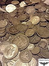 1 oz Ounce 90% Silver U.S. Coins Estate Sale LOT Hoard Pre-1964 Bullion Gold Barber Dimes, Barber Halves, Mercury Dimes, Morgan Dollars, Standing Liberty Quarters, Roosevelt DimesWashington Quarters