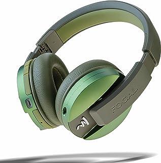Focal Listen Wireless Chic Headphones - Olive Green