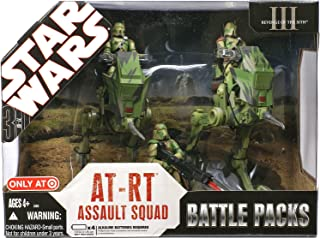 Hasbro Star Wars At-Rt Assault Squad