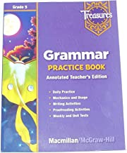 Best treasures grammar practice book grade 5 teacher's edition Reviews