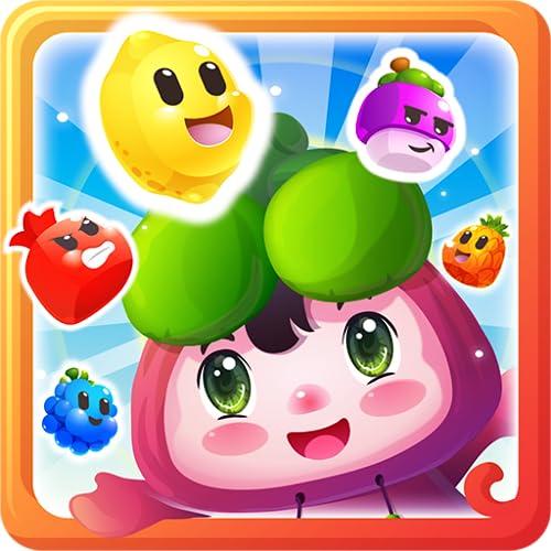 Fruit Cartoon: Jogo de frutas
