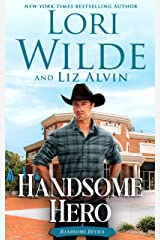 Handsome Hero: A Western Romance (Handsome Devils Book 7) Kindle Edition