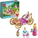 LEGO Disney Aurora's Royal Carriage 43173 Creative Princess Building Kit