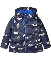 Skipper Waterproof Rubber Coat (Toddler/Little Kids)