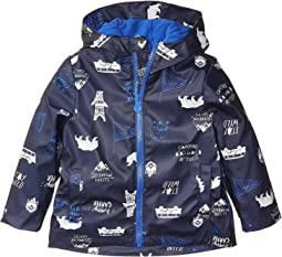 Skipper Waterproof Rubber Coat (Toddler/Little Kids)