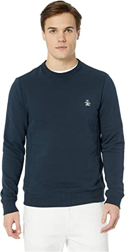 Long Sleeve Fleece Crew