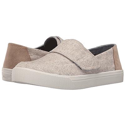 TOMS Altair Slip-On (Oatmeal Wool/Suede) Women