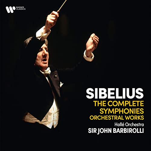 Sibelius: The Complete Symphonies & Orchestral Works