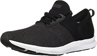 New Balance Women's Nergize V1 FuelCore Cross Trainer, Dark Grey, 10 B US