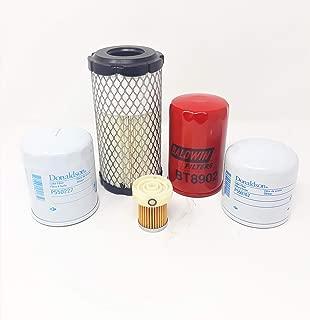 Kubota B26 B7500 B7510 B7610 B2410 D HST Filter Maintenance Kit