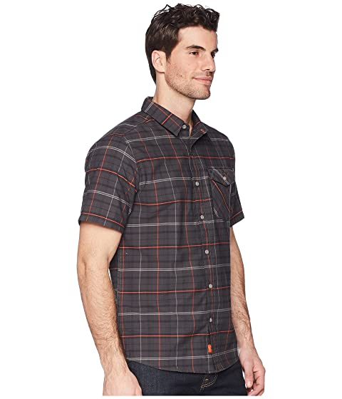 Sleeve Mountain Short Drummond Shirt Hardwear BxpnRTZ