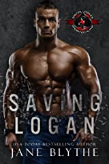 Saving Logan (Special Forces: Operation Alpha) (Saving SEALs Book 4) Kindle Edition