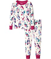 Hatley Kids - Happy Owls Pajama Set (Toddler/Little Kids/Big Kids)