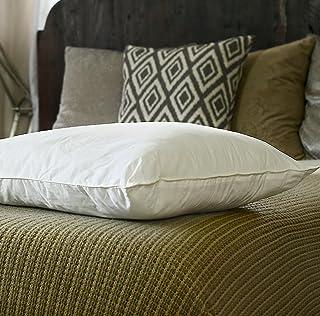 Silk Bedding Direct Almohada RELLENA DE Seda Hebras Largas de Seda de Morera Envueltas Alrededor de un Núcleo de Seda Sintética. 58cm x 38cm. Precio DE Venta BAJO