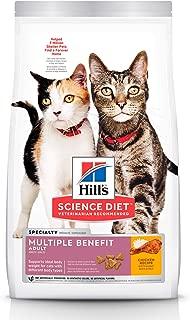 Hill's Science Diet, Alimento para Gatos Adultos Multi Beneficios, Seco (bulto) 7kg