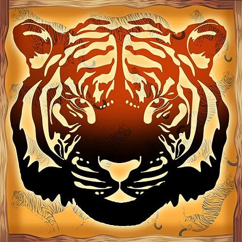 Tiger-Foto-Ernte