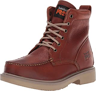 """Timberland PRO Men's Ignition 6"""" Soft Toe Industrial Boot"""