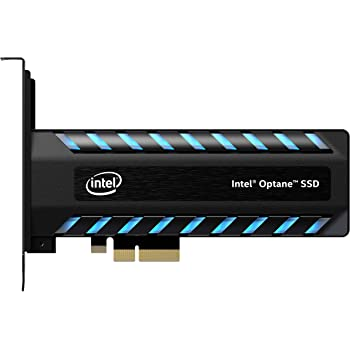 Intel Optane SSD 905P Series (1.5TB 1/2 Height PCIe x 4 3D XPoint) Reseller Single Pack AIC (945763)