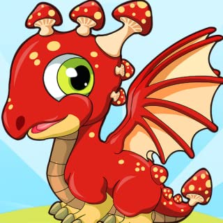 Magic Dragon Village - Fighting Breeding Fun Magic City Builder Free 2 Play Dragons Game