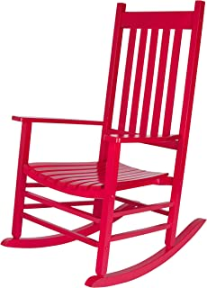 Best red rocking chair Reviews