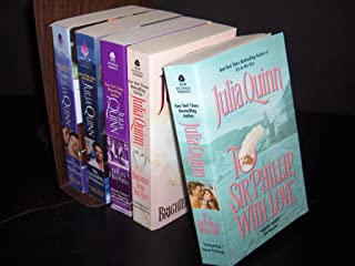 5 Book Set: The Lost Duke of Wyndham/Mr. Cavendish, I Presume/It's In His Kiss/Brighter Than the Sun/To Sir Phillip, With Love