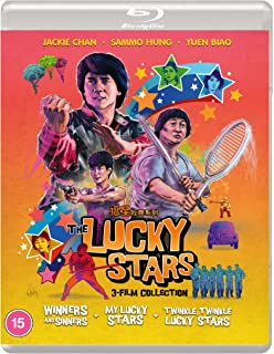 THE LUCKY STARS 3-FILM COLLECTION: Winners and Sinners; My Lucky Stars; Twinkle, Twinkle Lucky Stars (Eureka Classics) Bl...