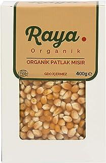 Raya Organik Patlak Mısır 400 gr