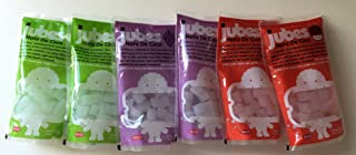 Jubes Nata De Coco Pack of 6 (Assorted Combo)