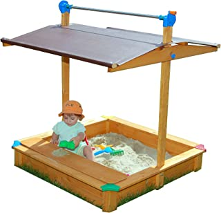 Best wooden sandbox with lid Reviews