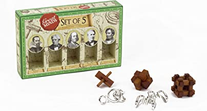 Professor Puzzle Great Minds Set of Five (Male)