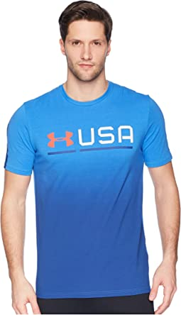 Under Armour - USA Graphic Tee