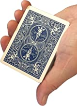Rock Ridge Magic Invisible Deck Playing Cards Magic Trick Kit, Cool Party Games , (Blue, 1 Pack)