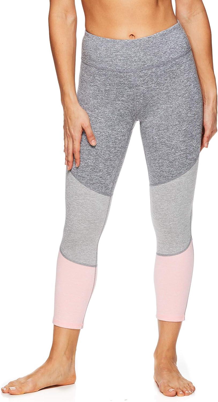 Gaiam Women's Capri Yoga Pants Performance Super beauty product restock Time sale quality top Compression Spandex -