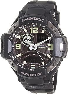 Men's GA-1000-1B G-Shock Analog Digital Quartz Black Watch