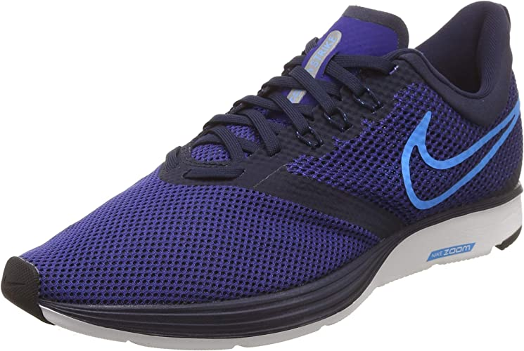 Nike Zoom Strike, Chaussures de Running Compétition Homme