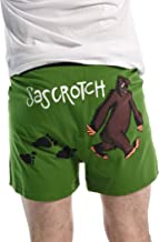 Soft Comical Boxers for Men by LazyOne   Animal Pun Joke Underwear for Guys