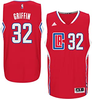 adidas Blake Griffin Los Angeles Clippers Red Youth Swingman Away Jersey