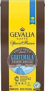 Gevalia Special Reserve Guatemala Coarse Ground Coffee, Caffeinated, 10 oz Bag