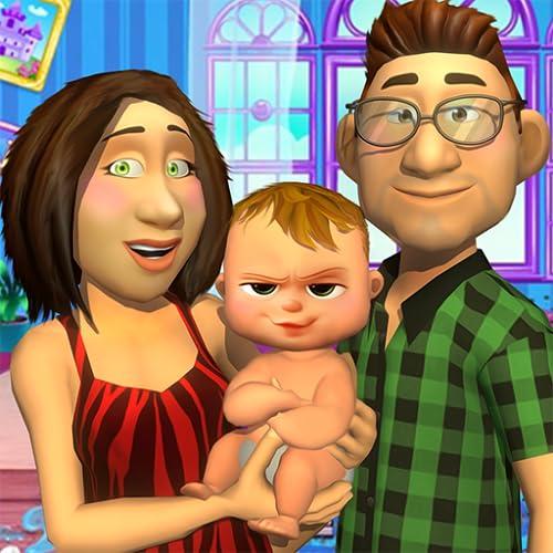 virtuell Baby Mutter Simulator- Familie Spiele
