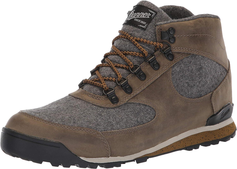Danner herrar herrar herrar Jagg Wool Ankle Boot  låga priser