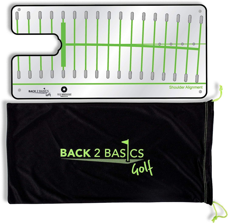 Pro Path Kansas Free Shipping Cheap Bargain Gift City Mall Golf Putting Mirror Aid - Training Portable Swin
