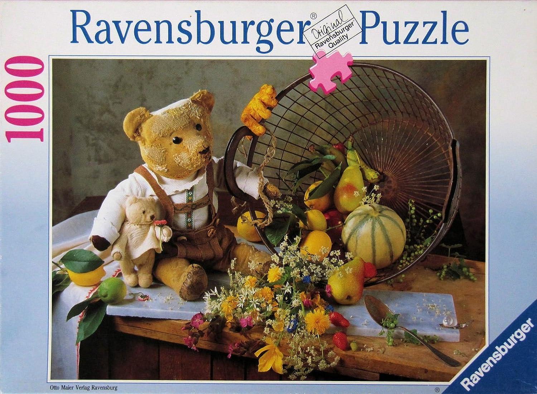 Teddy Willi  1000 Piece Jigsaw Puzzle