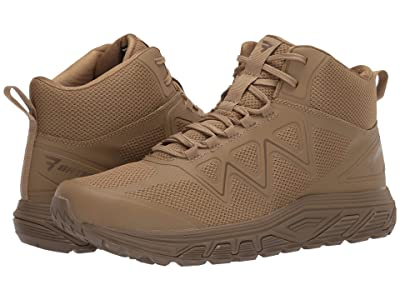 Bates Footwear Rush Mid (Coyote) Men