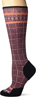 Smartwool PhD Outdoor Light Over the Calf Socks - Women's Compression Cruise Director Wool Performance Sock