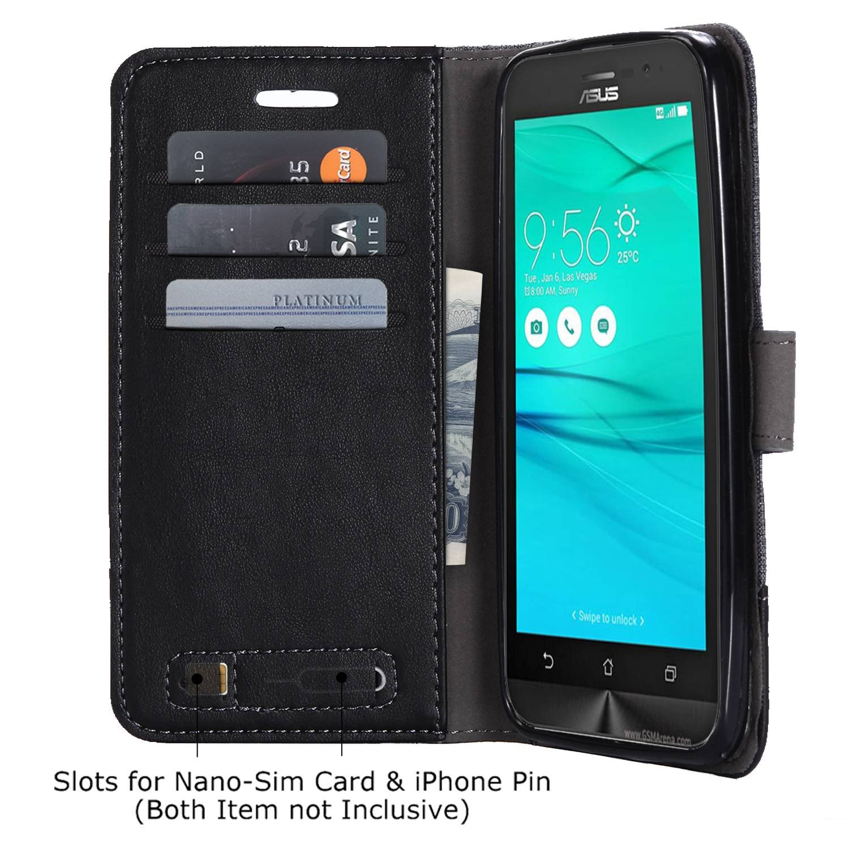 pinlu® Funda para ASUS ZenFone Go ZB500KL (5.0 Pulgada) Case de ...