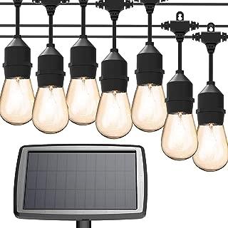 bulb solar garden lights