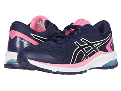 ASICS Kids GT-1000 9 (Little Kid/Big Kid) (Peacoat/Black) Girls Shoes